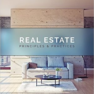 Randall-School-of-Real-Estate-Principles-Practices-Book