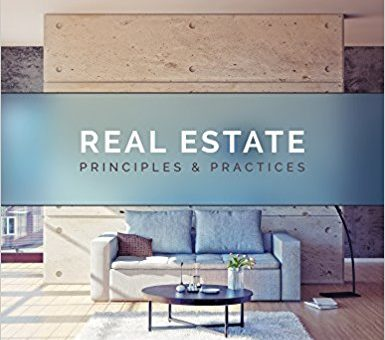 (April 2018) Real Estate Principles & Practices Class