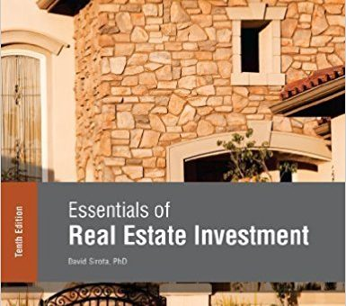 (Jan 2018) Real Estate Investment
